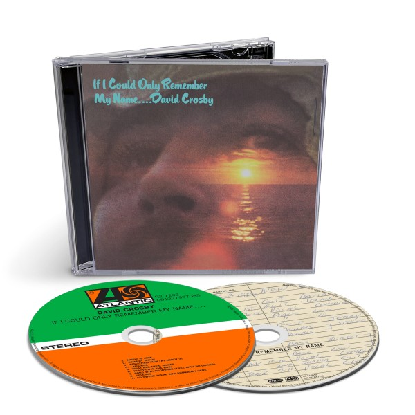 David Crosby - If I could only remember my name 50th anniversary reissue -  TBC 2021   Page 2   Steve Hoffman Music Forums