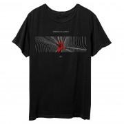 PH System of a Down Face Boxes T-Shirt /à Manches Longues Noir